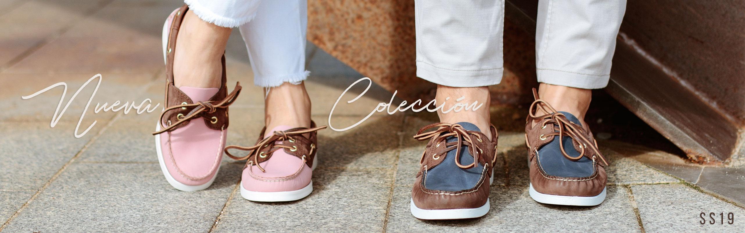 Nueva Colección Carrington Shoes